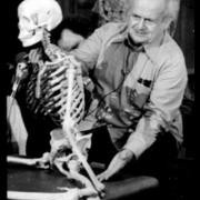 MOshe con scheletro